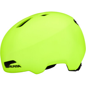 Alpina Hackney Casque Enfant, be visible